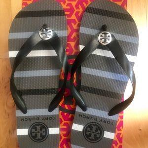 Tory Burch Flip Flop sandals size 7